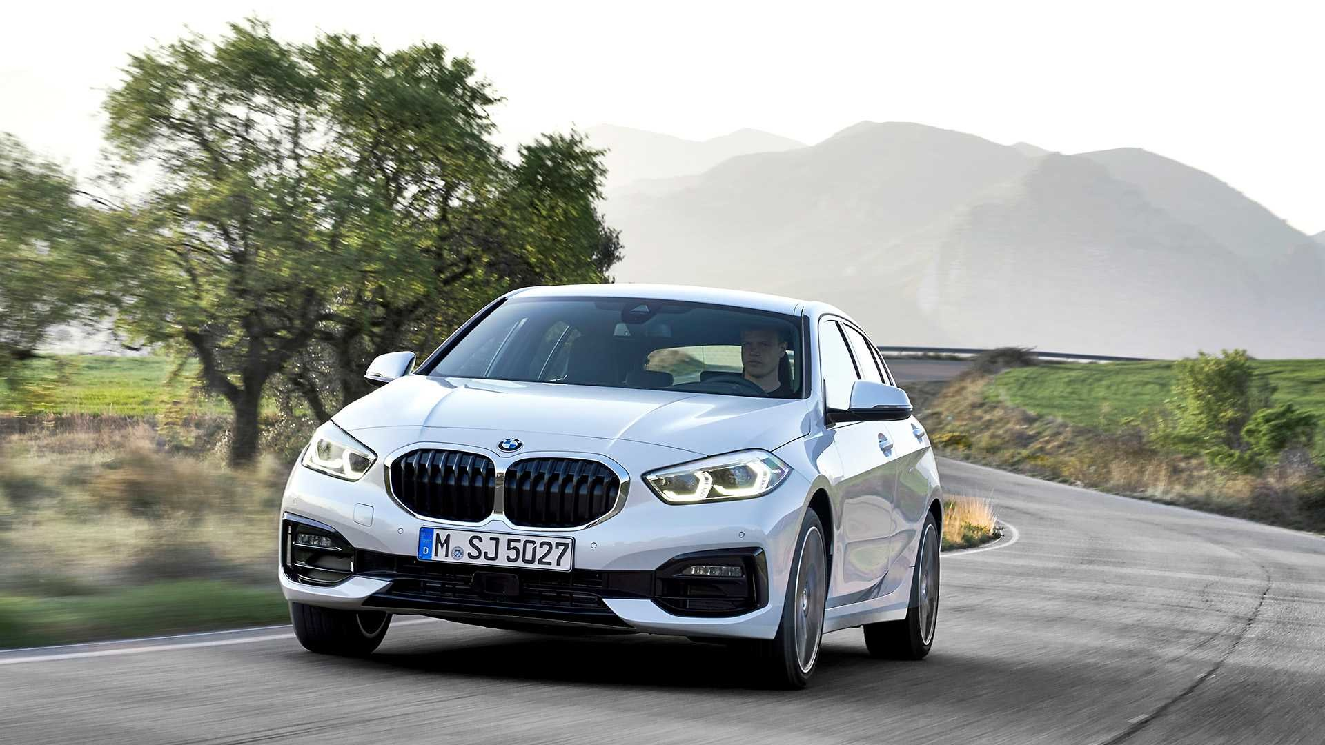 Foto de BMW Serie 1 2020 (23/66)
