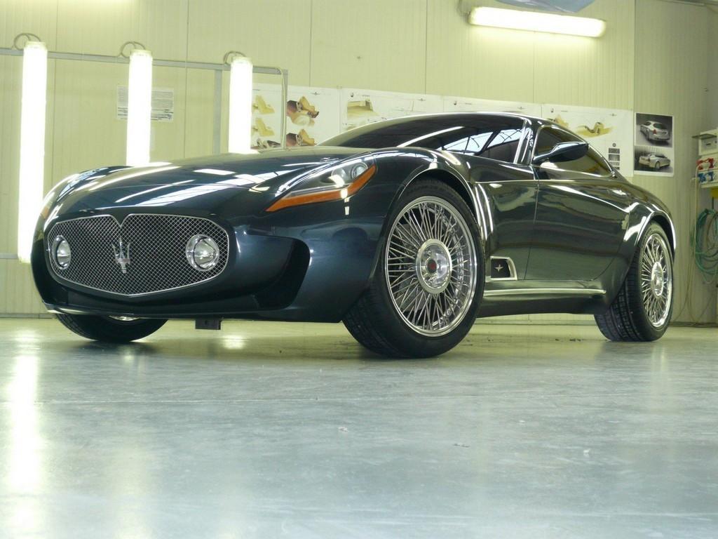 Foto de Maserati A8 GCS Berlinetta Touring (1/11)