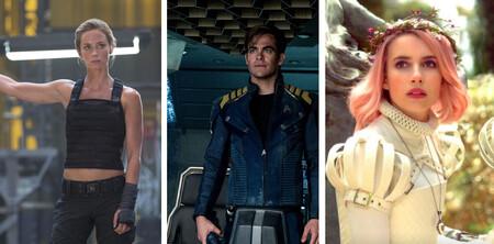 15 películas de ciencia ficción que podemos ver en Netflix ahora mismo y que son las favoritas de Trendencias