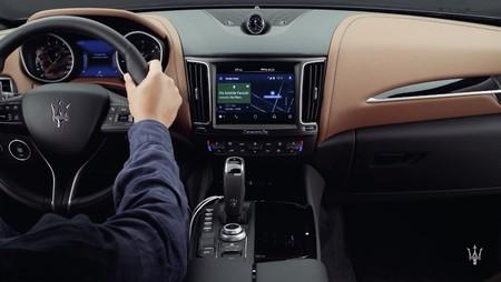Maserati Android Auto
