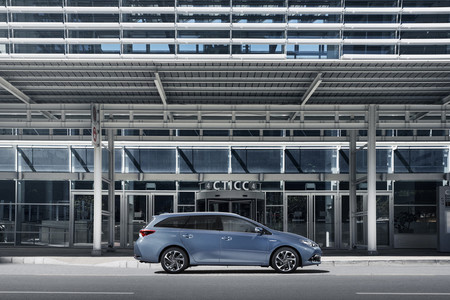 Toyota Auris 2015 - motores