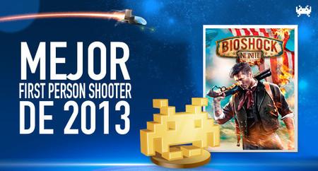 Mejor FPS de 2013 según los lectores de VidaExtra: BioShock Infinite
