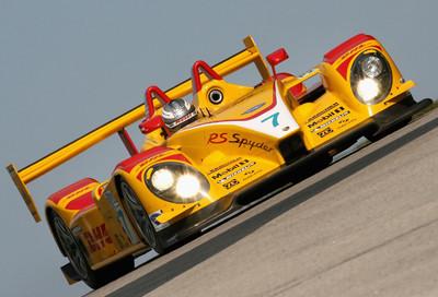 Otra más para Porsche en ALMS