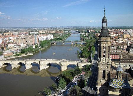Movilidad urbana e industrial sostenible, por ejemplo Zaragoza