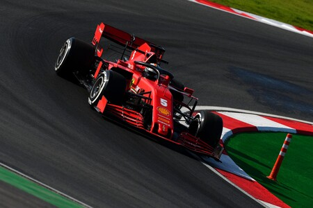 Vettel Turquia F1 2020