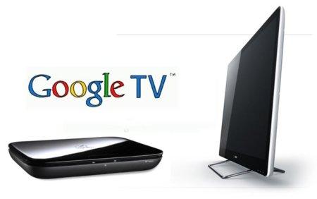 Intel: Google TV podría llegar al mercado este mismo mes