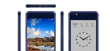 Hisense A2 PRO, así es el móvil de doble pantalla del fabricante chino