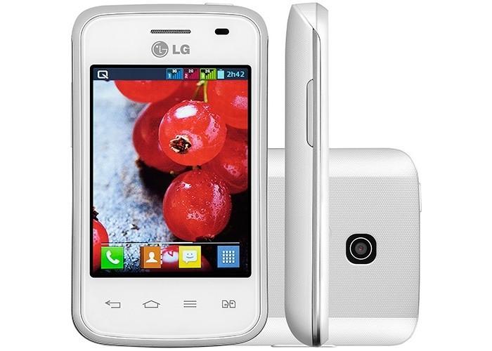 LG Optimus L1 II Tri, smartphone Android básico con ...