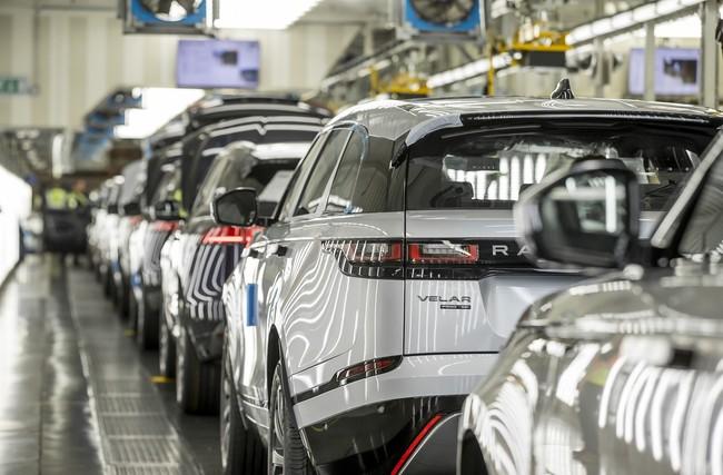 Las tensiones comerciales entre EE.UU. y China obligan a Jaguar Land Rover a cerrar temporalmente una de sus plantas