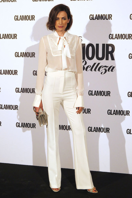 Nieves Alvarez Glamour