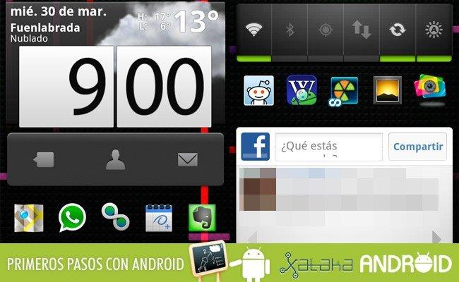 Cabecera para el especial de primeros pasos con Android
