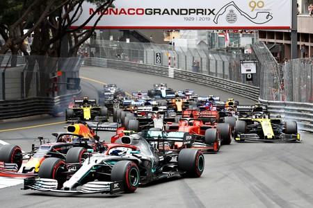 Monaco F1 2019