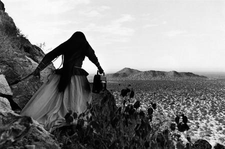 Graciela Iturbide Mujer A Ungel Desierto De Sonora Me Uxico 1979 Baja