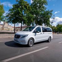 La Mercedes-Benz eVito Tourer ya tiene precio en España: desde 69.590 euros para esta furgoneta eléctrica de nueve plazas