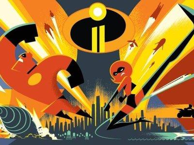 'Los increíbles 2' presenta a sus nuevos personajes y a los actores que les prestarán sus voces
