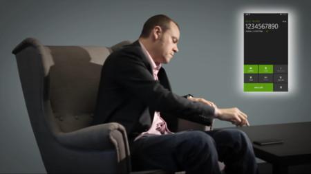 Microsoft por fín podría actualizar su aplicación Gestures para la gama Lumia