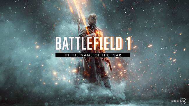Battlefield 1 In The Name Of The Tsar Mujeres