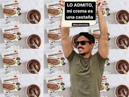 La polémica de Carlos Ríos y su crema de cacao: comienza la guerra Realfood VS los ultraprocesados