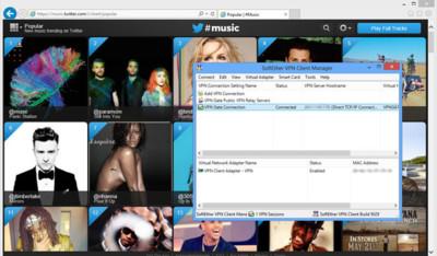 Cómo utilizar Twitter #Music desde España
