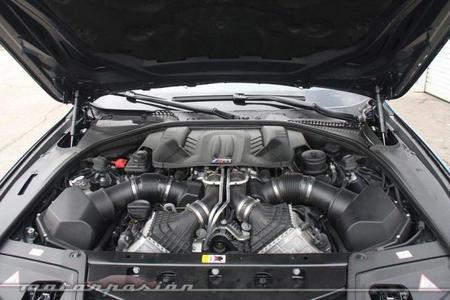 BMW para momentáneamente la venta del M5 y el M6 en EEUU