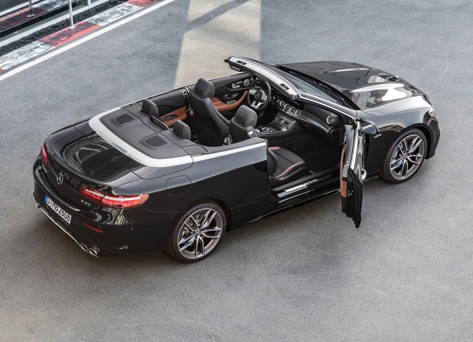 Foto de Mercedes-AMG E 53 Coupé y Cabriolet (7/20)