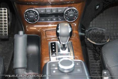 Mercedes Clase G 350 BlueTEC L interior