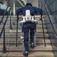 Hyundai trabaja en exoesqueletos que ayudarán a los discapacitados a caminar nuevamente