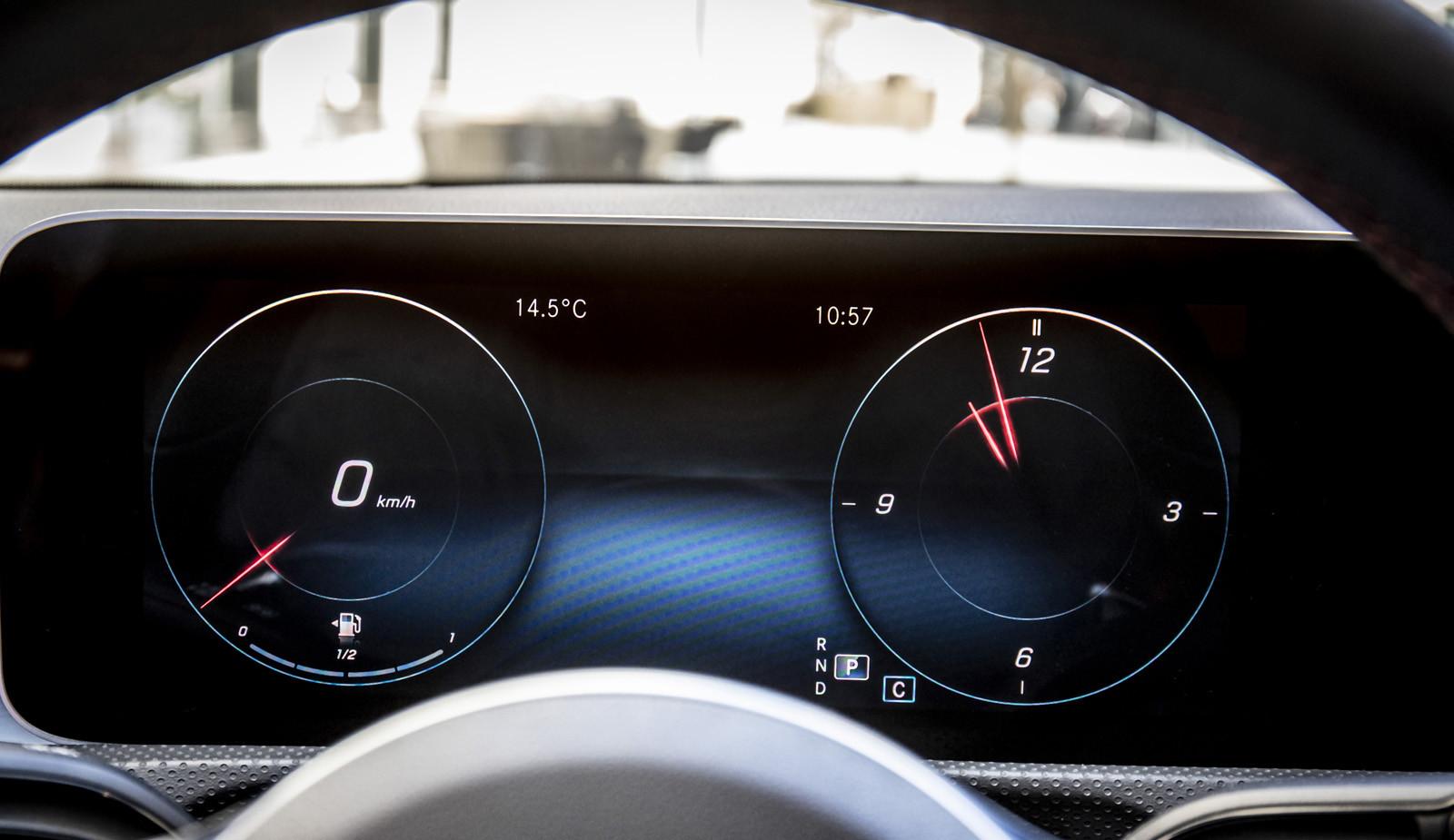Foto de Mercedes-Benz CLA Coupé 2019, toma de contacto (225/248)
