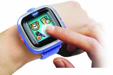 VTech presenta Kidizoom Smart Watch un divertido reloj infantil de pulsera con actividades y cámara de fotos y vídeo