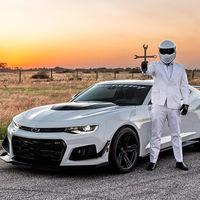 Hennessey Resurrection o cómo llevar al Chevrolet Camaro ZL1 hasta los 1.200 CV y 1.356 Nm de par