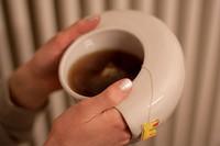 ¿Os gusta calentaros las manos con vuestra taza? Atentos a este modelo