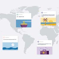 Traducir entre 100 idiomas sin pasar por el inglés: Facebook presenta M2M-100, una IA de código abierto