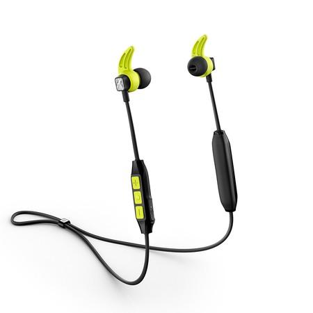 Sennheiser ya tiene en el mercado nuevos auriculares intraurales resistentes al agua: los Sennheiser CX Sport
