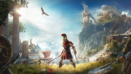 Confirmados los requisitos mínimos, recomendados y la configuración en 4K de Assassin's Creed Odyssey en PC