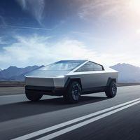 La nueva de Elon Musk: el Tesla Cybertruck podría tener la capacidad para mantenerse a flote