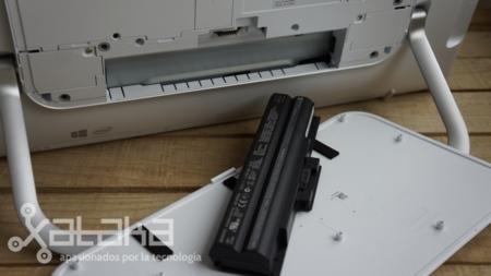 Sony Vaio Tap 20 análisis batería