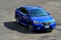 Nissan Sentra SR, prueba (parte 2)