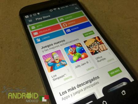 Google Play agregará nueva barra de búsqueda y así luce