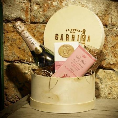 La Cuina d'en Garriga y sus cestas regalo