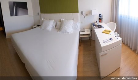 hotel Barceló Castellana Norte - habitación3