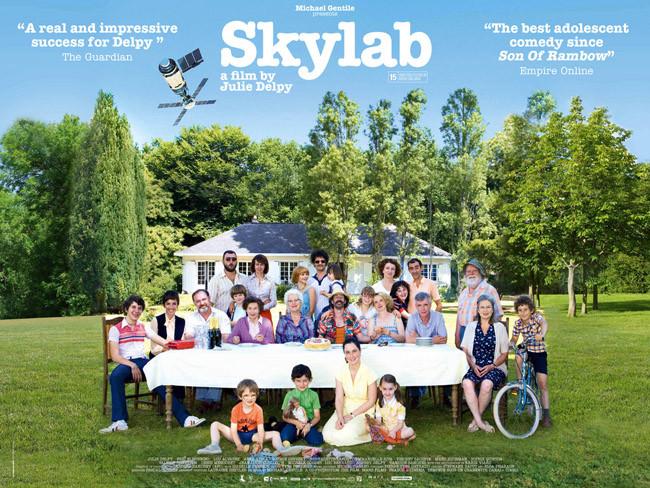 Le Skylab Poster