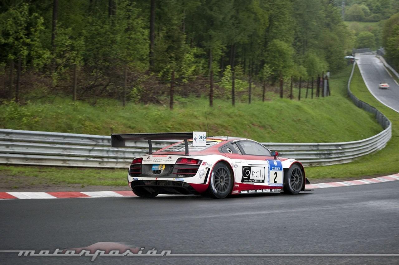 Foto de La increíble experiencia de las 24 Horas de Nürburgring (98/114)
