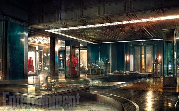 Foto de 'Doctor Strange', primeras imágenes oficiales (5/7)