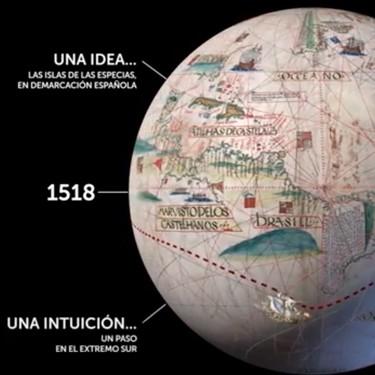 'El viaje más largo', la exposición sobre la travesía que demostró que la tierra era redonda