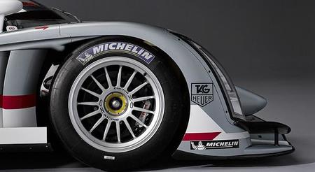 Audi y Michelin ya trabajan en 2014