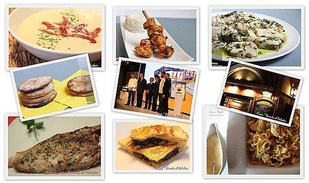 Menú semanal del 29 de noviembre al 5 de diciembre de 2010