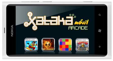Snowboard, fútbol, puzzle y piratas. Xataka Móvil Arcade Edición Windows Phone (III)
