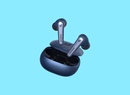 Soundcore Liberty Air 2 Pro de Anker: auriculares con cancelación activa de ruido y seis horas de autonomía