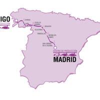 Mañana un coche autónomo de PSA irá de Vigo a Madrid conduciendo solo