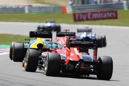 Marussia montará motores Ferrari a partir de 2014